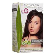 Naturigin Natural Essence Hair Dye - Ebony 2.3 - 天然修護精華染髮 - 烏木黑 2.3