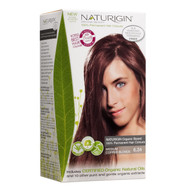 Naturigin Natural Essence Hair Dye - Medium Copper Blonde 6.34 - 天然修護精華染髮 - 金銅色 6.34