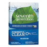 Seventh Generation Automatic Dishwasher Powder - Free & Clear, 75oz 洗碗碟機粉劑 - 無香味 75安士 | LOTUSmart (HK) - 香港樂濤