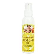 Earth Mama Angel Baby Baby Oil 4 fl oz (120 ml) | LOTUSmart (HK) - 香港樂濤