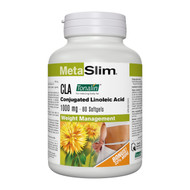 Webber Naturals MetaSlim CLA, 1000 mg, 80 Softgels 燒脂CLA果酸精華丸, 1000毫克, 80粒軟膠囊 | LOTUSmart (HK) Hong Kong - 香港 樂濤