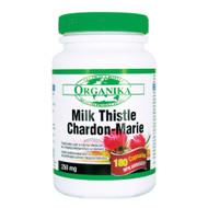 Organika Milk Thistle 250mg, 180 caps 護肝排毒乳薊精華丸180粒 | LOTUSmart (HK) - 香港樂濤