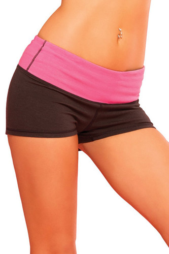 STRIKE A POSE REVERSIBLE YOGA SHORT