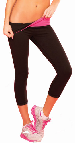 Strike A Pose Reversible Yoga Pant