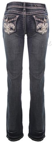 Feel Foxy Sparkle Jeans