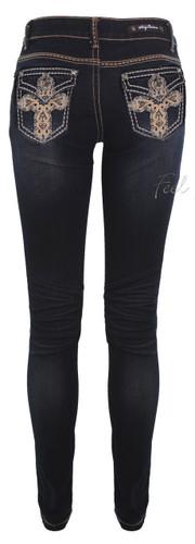 Feel Foxy Glimmer Jeans