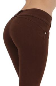 Butt Lift Pant 1119 Carafe