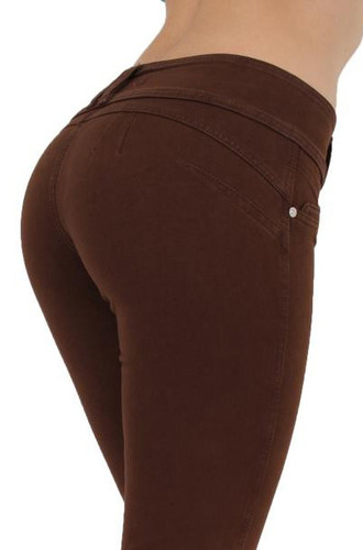 Butt Lift Pant 1119 Carafe