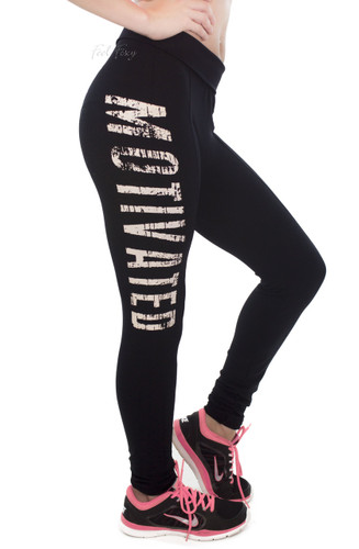 Motivated Women's Athletic Leggings