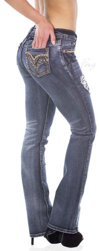 Feel Foxy Amber Bootcut Jeans