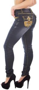 Feel Foxy Topaz Jeans