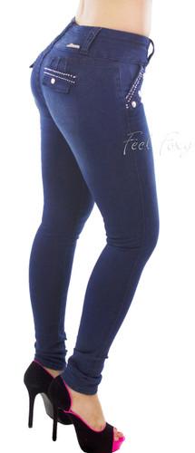 Lila Butt Lift Jeans