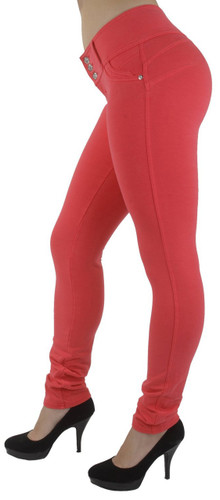 Butt Lift Pant 1119 Fuschia