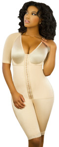 Post Surgery Compression Suit With Buttock Lifter