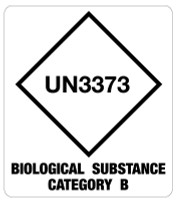 Online Biological Substance Category B IATA
