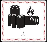 Online Lithium Batteries: Fully Regulated 49CFR/IATA/IMDG