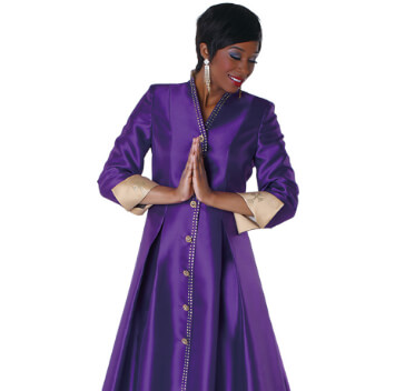 clergy ladies robes