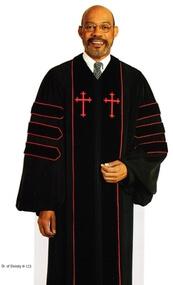 bishop robes