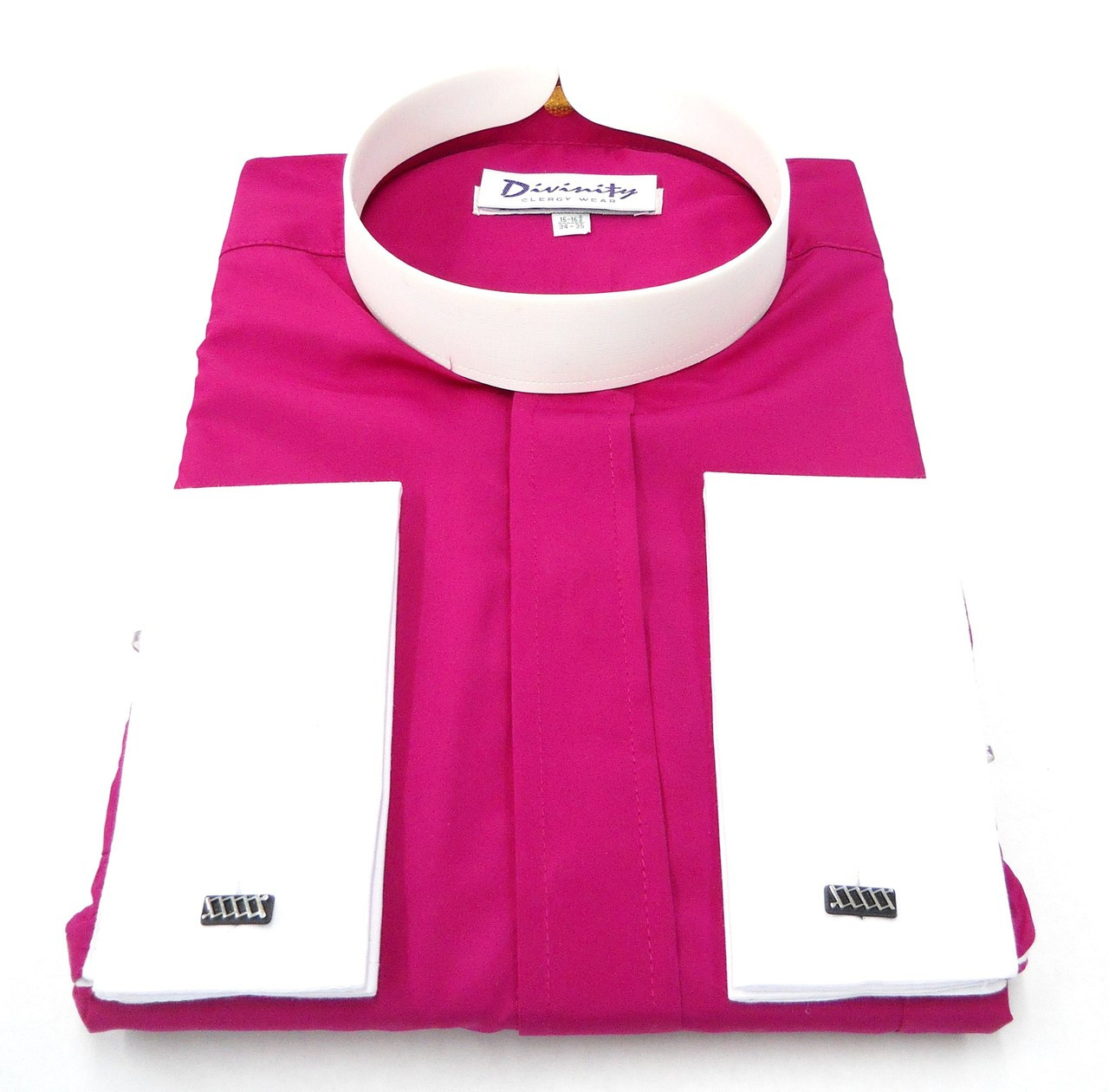 Banded Collar Clergy Shirt Divinity Clergy Wear