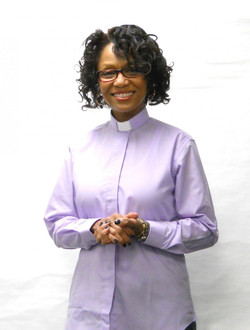 CLOSEOUT:  Tab Collar Ladies Clergy Shirt in LILAC