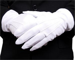 Mens Usher Gloves