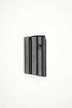 17 Round Magazine 6.5 Stainless Steel Black