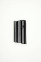 17 Round Magazine 6.5 Stainless Steel Black