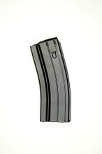 25 Round Magazine 6.5 Stainless Steel Black