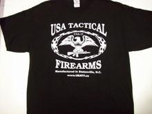 USATF T Shirt (Black)