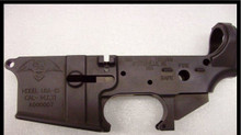 USA-15 (AR-15) Stripped Lower Receiver