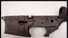 USA-15 (AR-15) Stripped Lower Receiver