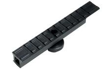 AR-15 Weaver Style Bar Mount 11 slots