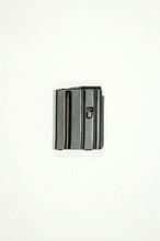 10 Round Magazine 5.56 Stainless Steel Black