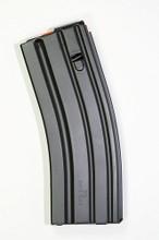 30 Round Magazine 5.56 Stainless Steel Black