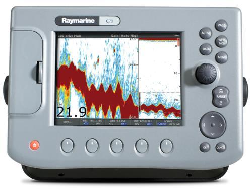 Raymarine C80 Chartplotter 8 4
