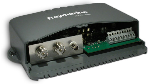 Raymarine AIS250 Connectors