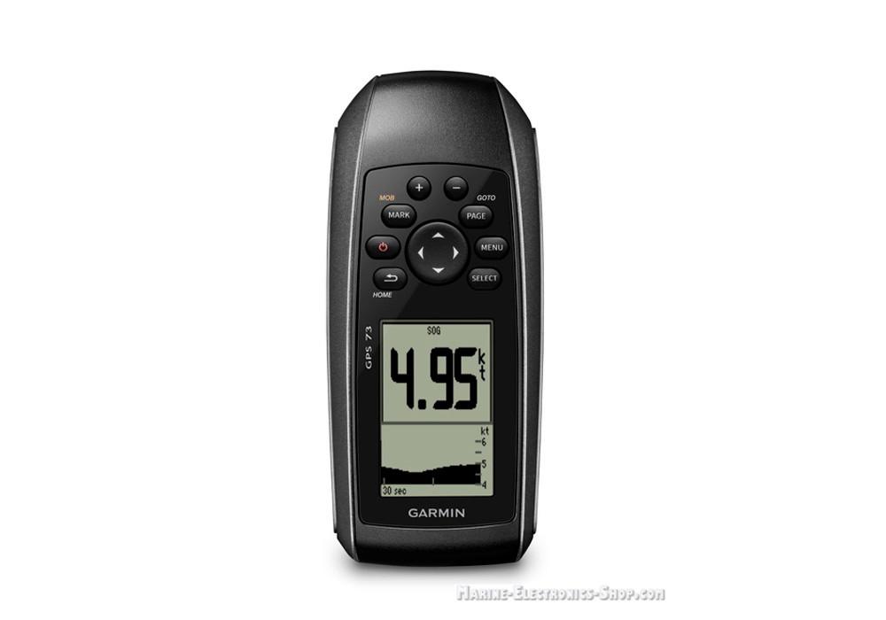 Marine Electronics Garmin GPS 73 Inernational