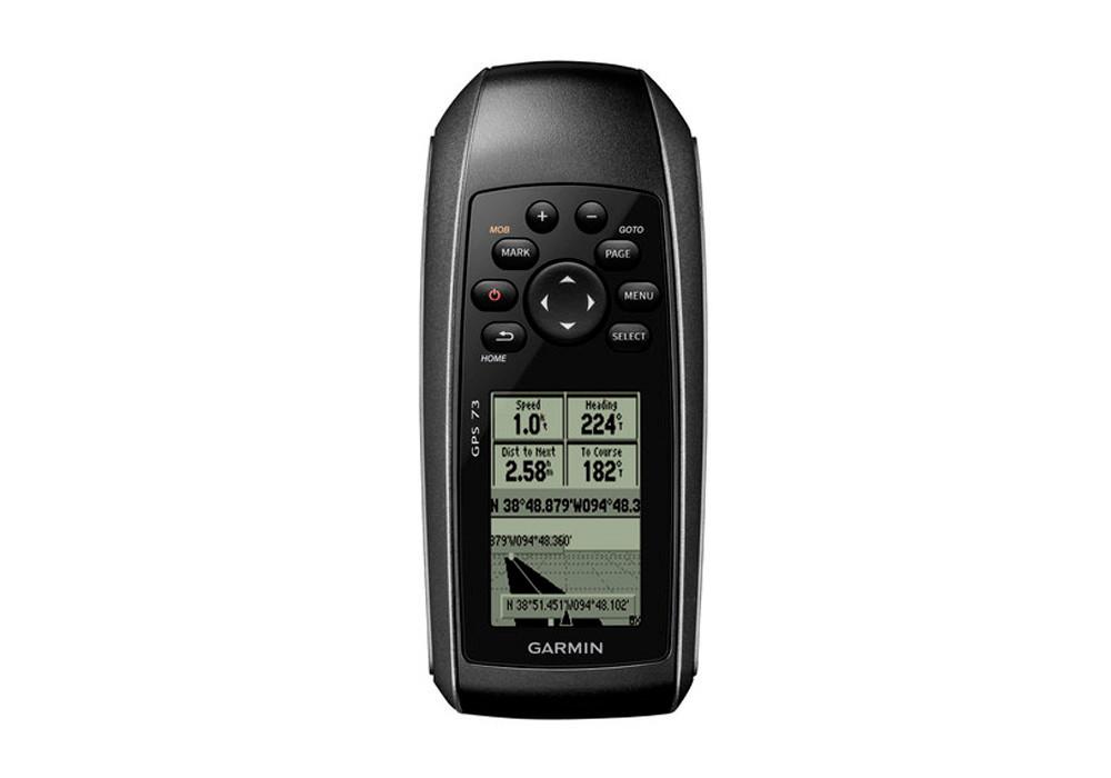 Marine Electronics Garmin GPS 73