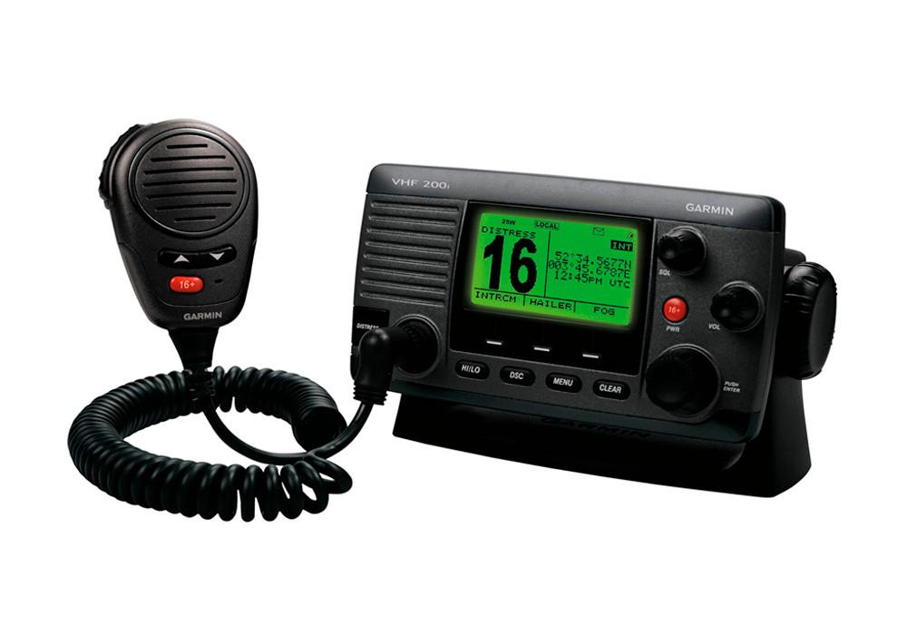 Marine Electronics Garmin VHF 200i Marine Radio