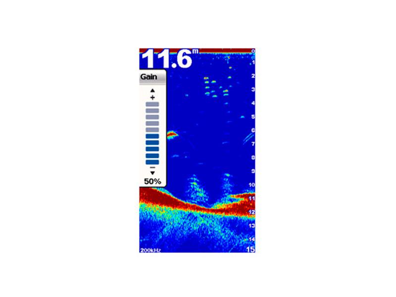 Marine Electronics Garmin Fishfinder 350C
