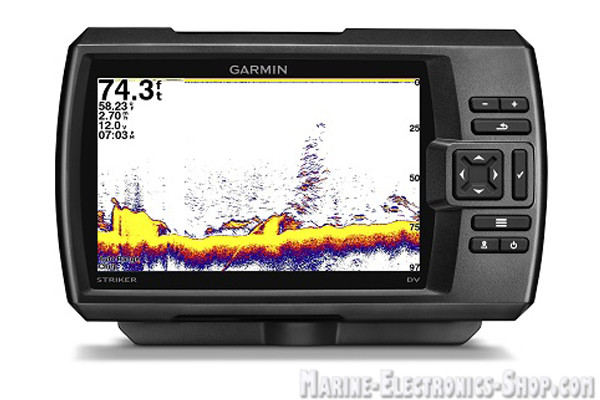 Marine Electronics Garmin Striker 7sv