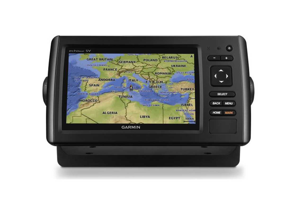 Marine Electronics Garmin echoMAP CHIRP 72sv