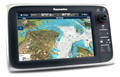 "Raymarine c97 9"" MDF Chartplotter with Built-in Fishfinder - EU Charts"