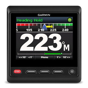 "Garmin Marine Autopilot 20"" display"