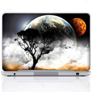 Customized Name Laptop Skin Sticker  409