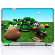 Customized Name Laptop Skin Sticker  602
