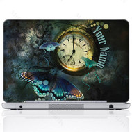 Customized Name Laptop Skin Sticker  773
