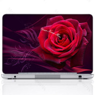Customized Name Laptop Skin Sticker 1806