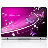 Customized Name Laptop Skin Sticker 2502