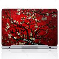 Customized Name Laptop Skin Sticker 3003